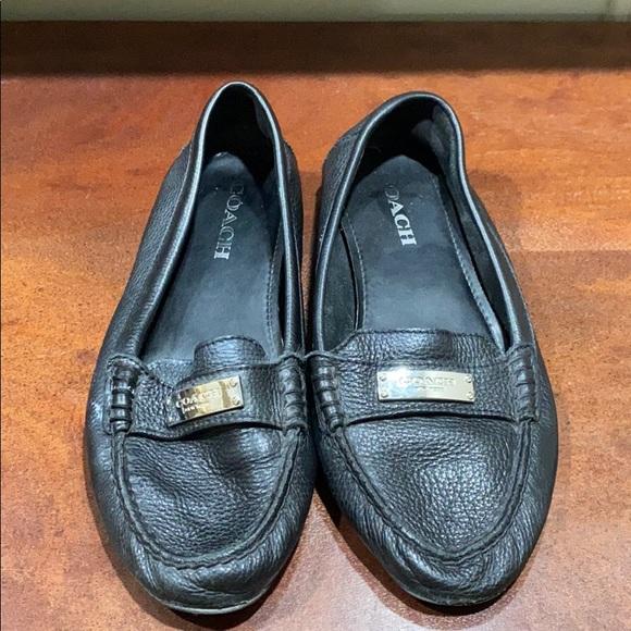 Coach Shoes | Black Loafers | Poshmark
